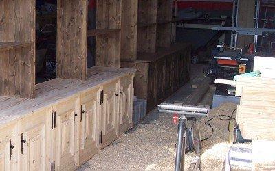 Fabricación de muebles a medida en Tarragona