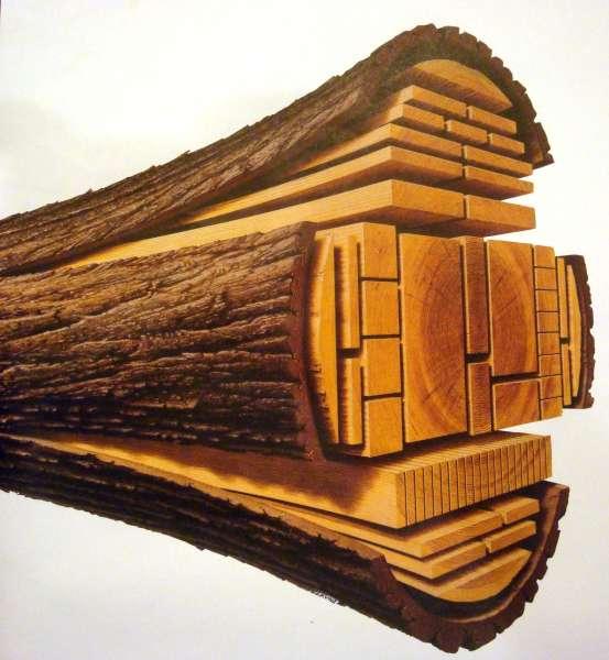 Tipos de madera para muebles a medida