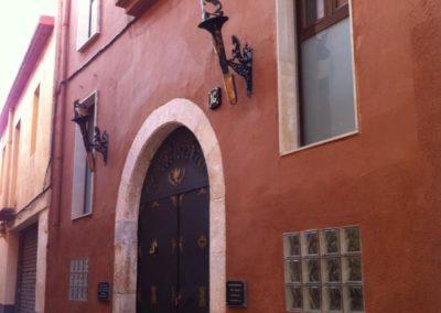 reforma de la casa paroquial provincia Tarragona
